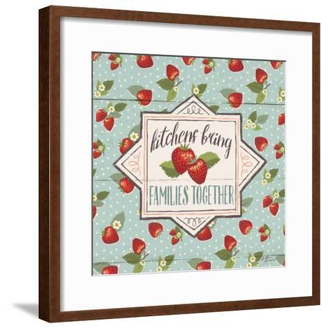 Sweet Life IX-Janelle Penner-Framed Art Print