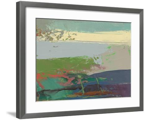 Ceide Study XIV-Grainne Dowling-Framed Art Print