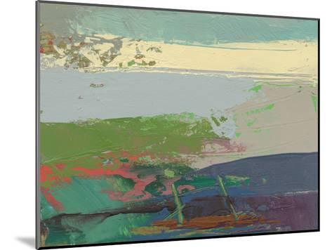 Ceide Study XIV-Grainne Dowling-Mounted Art Print