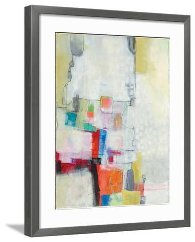 A Day in the City-Jane Davies-Framed Art Print