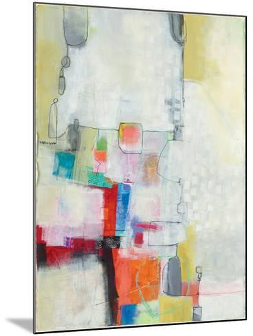 A Day in the City-Jane Davies-Mounted Art Print