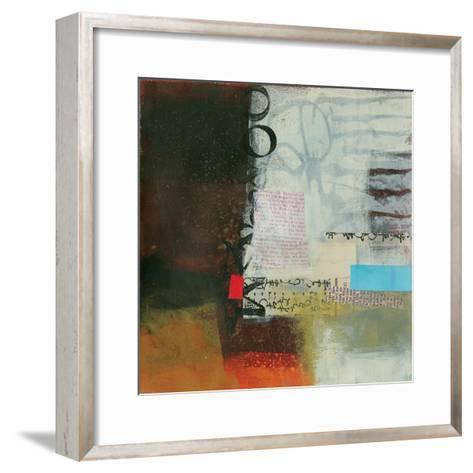 Autumn Lines I-Jane Davies-Framed Art Print