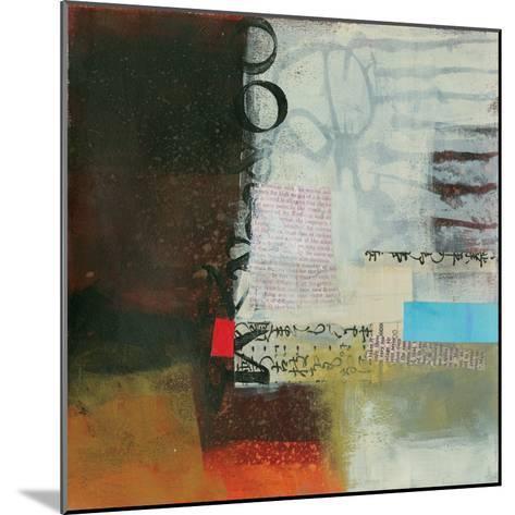 Autumn Lines I-Jane Davies-Mounted Art Print