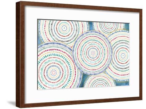 Wild and Free III-Jess Aiken-Framed Art Print