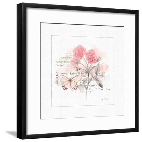 Sunny Day IV Pink-Katie Pertiet-Framed Art Print
