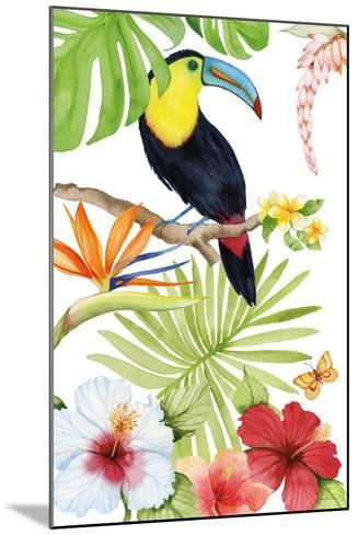 Treasures of the Tropics I-Kathleen Parr McKenna-Mounted Art Print