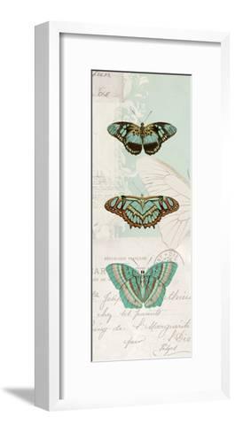 En Bleu X-Katie Pertiet-Framed Art Print