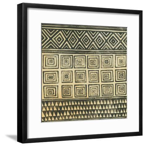 Kuba I-Kathrine Lovell-Framed Art Print