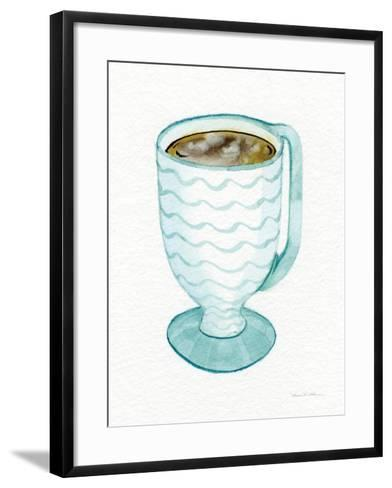 Coffee Break Element V-Kathleen Parr McKenna-Framed Art Print