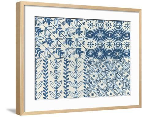 Windjammer IV-Kathrine Lovell-Framed Art Print