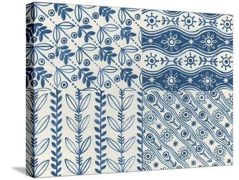 Windjammer IV-Kathrine Lovell-Stretched Canvas Print