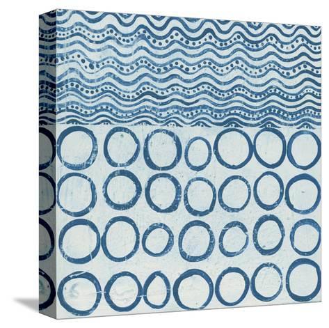 Maki Tile XI-Kathrine Lovell-Stretched Canvas Print