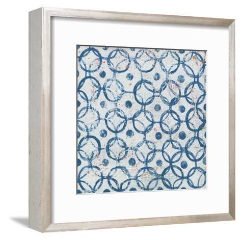 Maki Tile XII-Kathrine Lovell-Framed Art Print