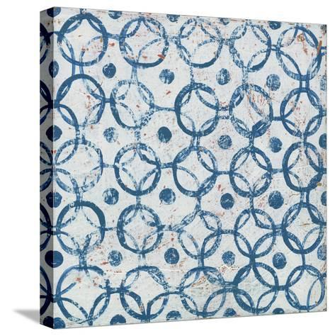 Maki Tile XII-Kathrine Lovell-Stretched Canvas Print