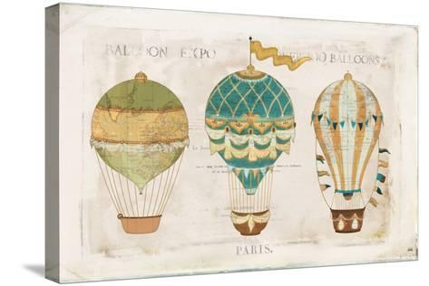 Balloon Expo I-Katie Pertiet-Stretched Canvas Print