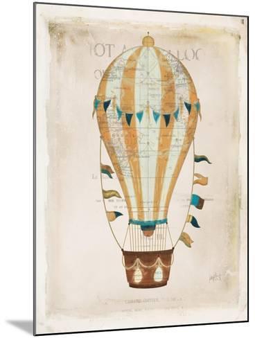 Balloon Expo III-Katie Pertiet-Mounted Art Print