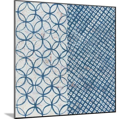 Maki Tile III-Kathrine Lovell-Mounted Art Print