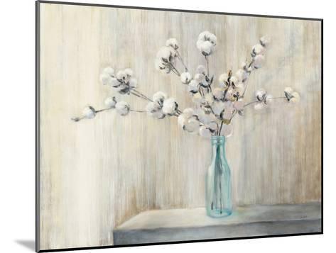 Cotton Bouquet-Julia Purinton-Mounted Art Print
