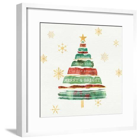 Tree Trimming I-Jess Aiken-Framed Art Print