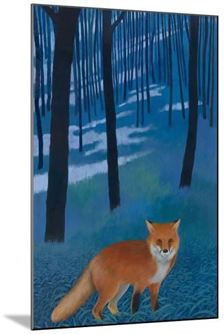 The Edge of the Woods-Kathrine Lovell-Mounted Art Print