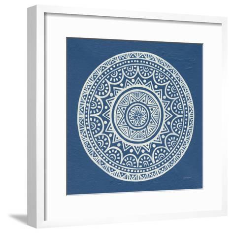 Circle Designs II-Kathrine Lovell-Framed Art Print
