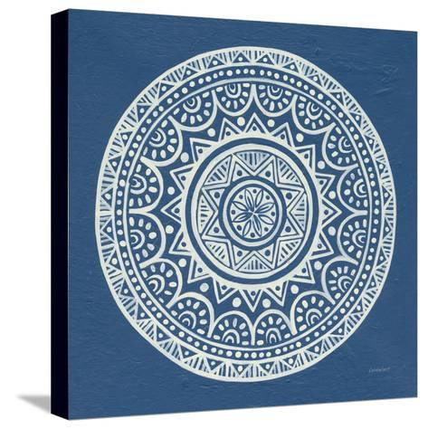 Circle Designs II-Kathrine Lovell-Stretched Canvas Print