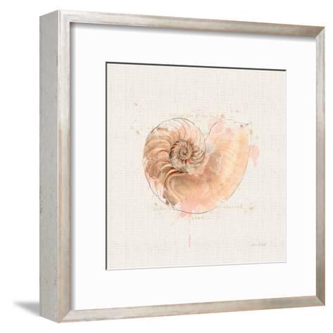 Shell Collector II-Katie Pertiet-Framed Art Print