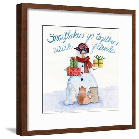 Gifts for All IV-Kathleen Parr McKenna-Framed Art Print