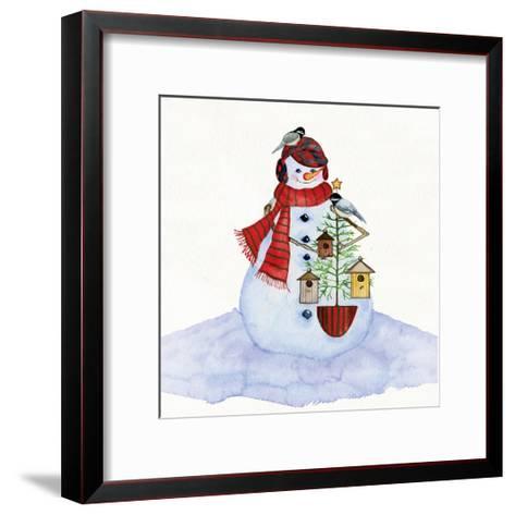 Gifts for All I Sq-Kathleen Parr McKenna-Framed Art Print