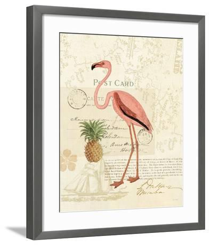 Floridian IV-Katie Pertiet-Framed Art Print