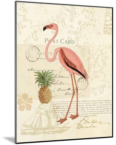 Floridian IV-Katie Pertiet-Mounted Art Print