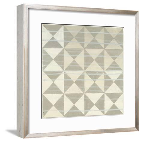 Sea Background I-Kathrine Lovell-Framed Art Print