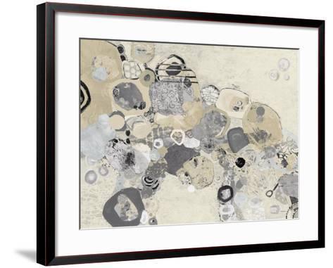 Bridging Our Differences Crop Archroma-Kathy Ferguson-Framed Art Print