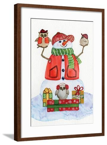 Gifts for All II-Kathleen Parr McKenna-Framed Art Print
