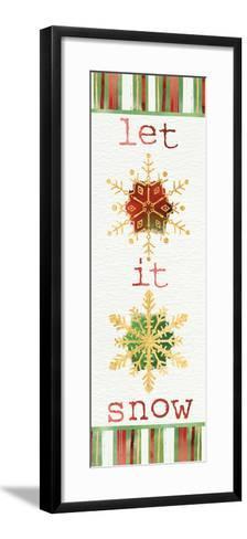 Tree Trimming VII-Jess Aiken-Framed Art Print