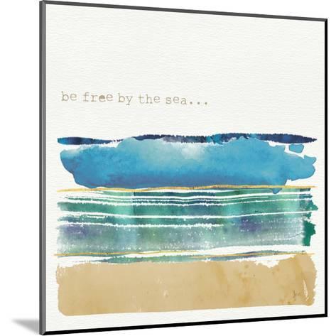 By the Sea I-Jess Aiken-Mounted Art Print