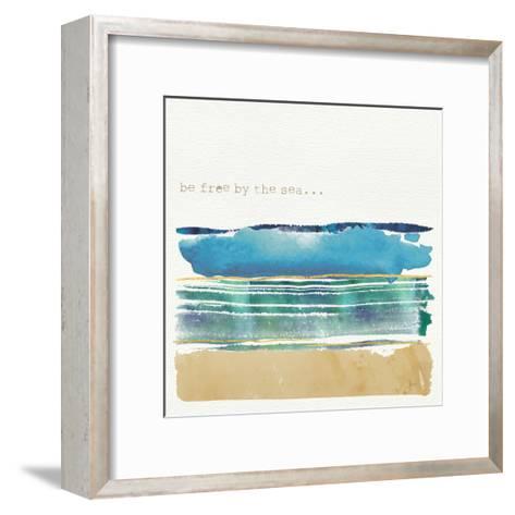 By the Sea I-Jess Aiken-Framed Art Print