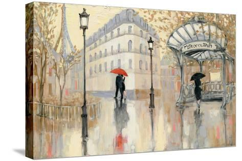 To the Metro-Julia Purinton-Stretched Canvas Print