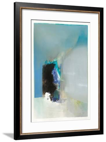Opening-Jo Maye-Framed Art Print