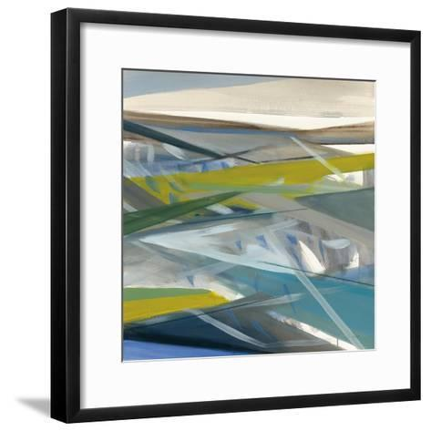 Reaching Forward-Jo Maye-Framed Art Print