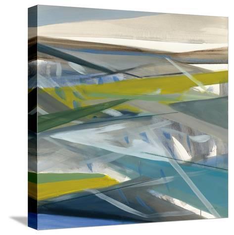 Reaching Forward-Jo Maye-Stretched Canvas Print