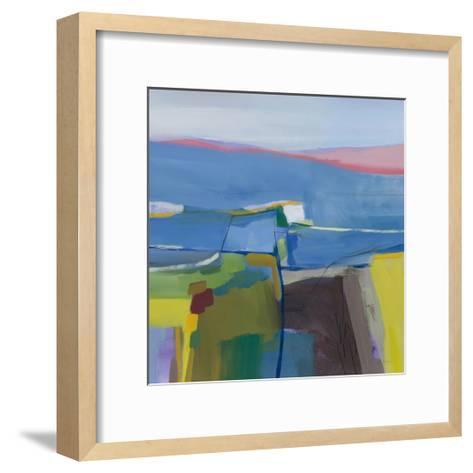 Hill Side-Jo Maye-Framed Art Print