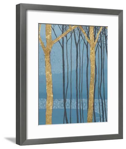 Katonah Gold Crop-Kathrine Lovell-Framed Art Print