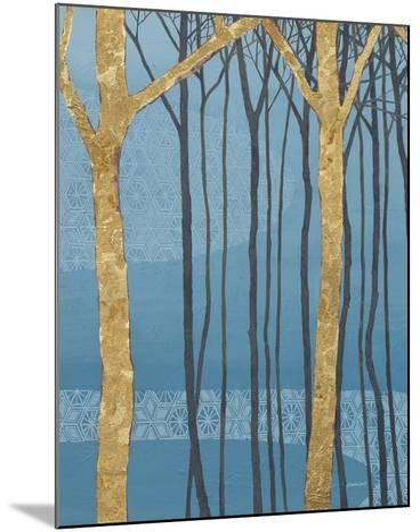 Katonah Gold Crop-Kathrine Lovell-Mounted Art Print