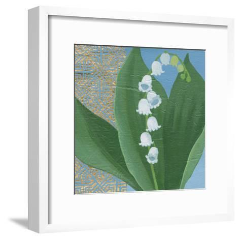 Lilies of the Valley I-Kathrine Lovell-Framed Art Print