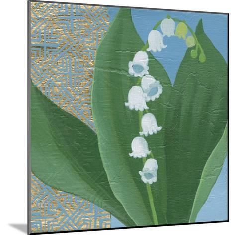 Lilies of the Valley I-Kathrine Lovell-Mounted Art Print