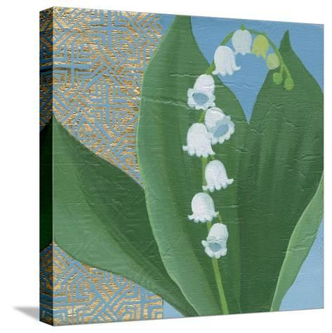 Lilies of the Valley I-Kathrine Lovell-Stretched Canvas Print