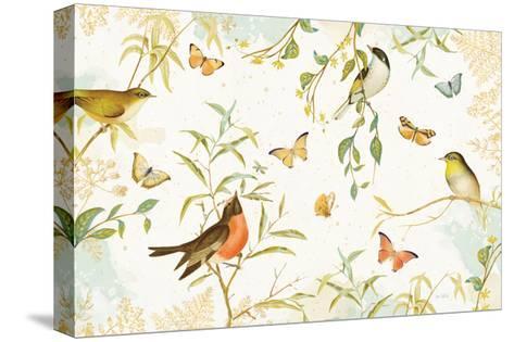 Natures Wisdom I-Katie Pertiet-Stretched Canvas Print