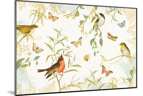 Natures Wisdom I-Katie Pertiet-Mounted Art Print