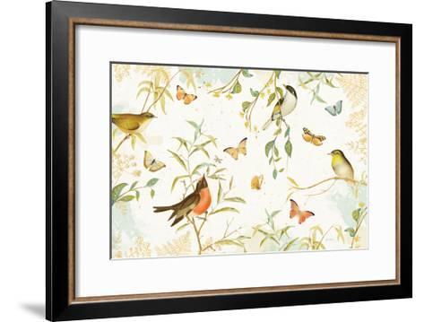 Natures Wisdom I-Katie Pertiet-Framed Art Print
